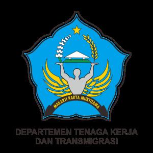Logo-Departemen-Tenaga-Kerja-dan-Transmigrasi